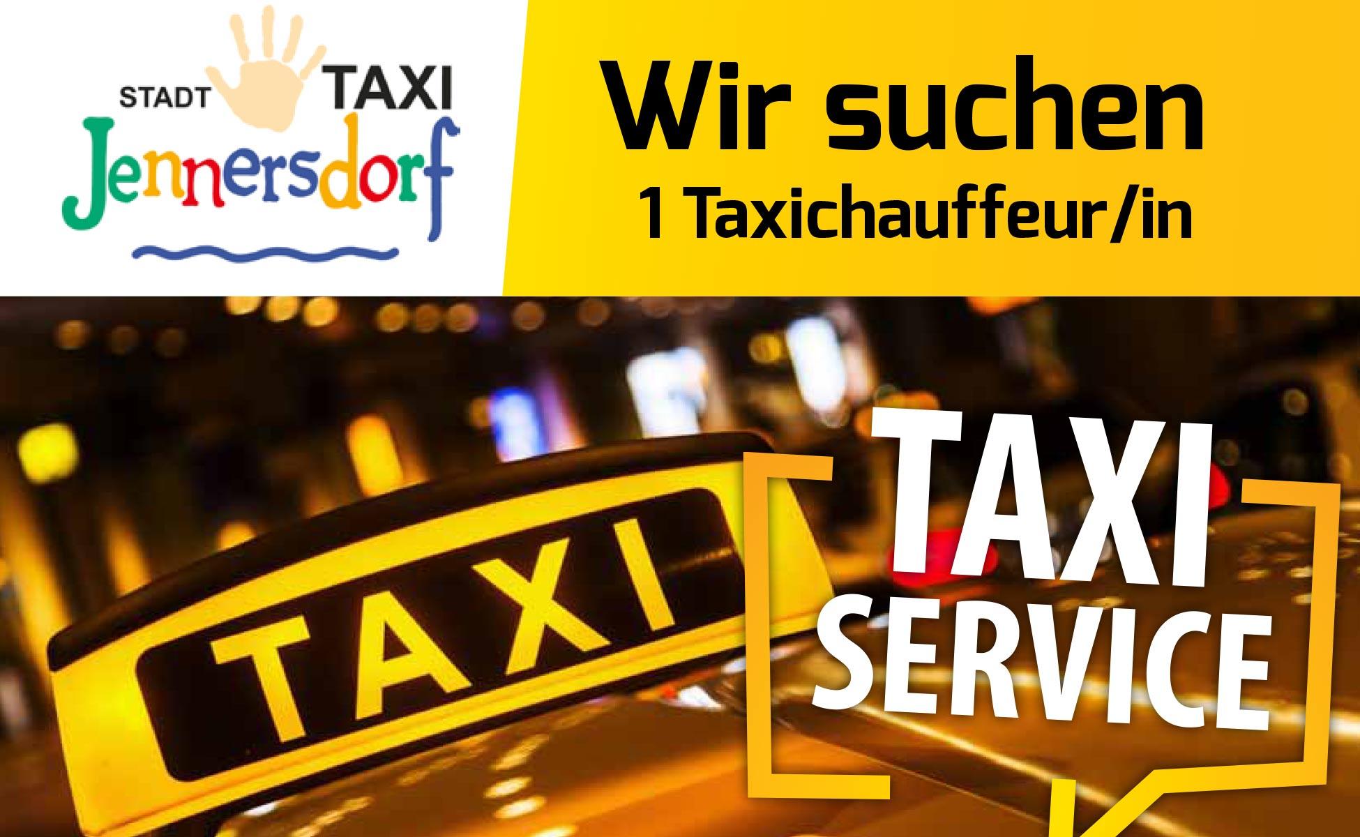 Taxi-Chauffeur (m/w)